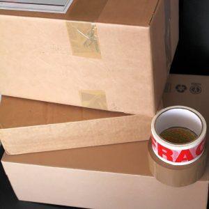 cajas de envio